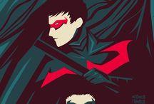 DC comics / by Rose .H