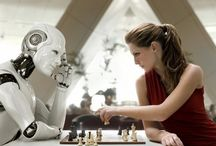 artificial intelligence / AI is the area of computer science focusing on creating machines that can engage on behaviors that humans consider intelligent / by yasemin sekiz