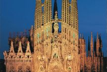 Gaudi / When in Barcelona.. dont´t miss Gaudi! / by Hotel Denit Barcelona