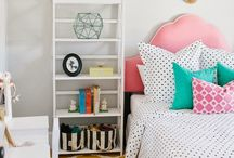 Kids bedroom / by Brianna Leveille