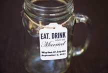Mason Jars! / by OneWed