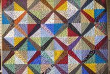 man quilts / by carolyn hansen