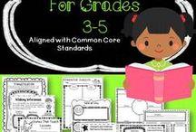Grade 3 / by Amanda Guidry