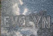 Evelyn / by Evelyn Bartosch