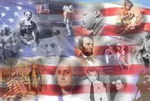 History- America / by Michelle Wright