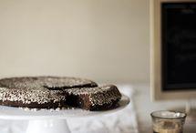sütemények, torták / by Judit Perjés