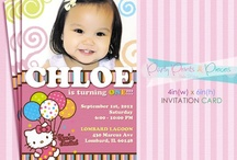 Hello Kitty Theme Party / Anything for your next Hello Kitty Party / by Sweet Party Nyomi