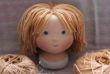 Doll Making / by Dasha Wilson