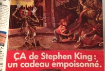 MISC - ADs  related to Stephen King / by Stephen King
