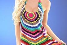 Crochet - clothing / by Wendy Van de Wege