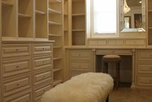 closets / by DeLacerda Photography