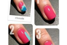 Nail designs / by Ivey Grantham
