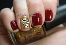 Love my 49ers  / by Cheryl Prather