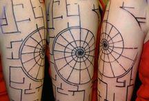 tattoos i enjoy / by Katie Soldink