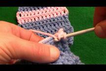 Knitting/Crocheting / by Carol Kurpjuweit