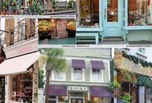 Shops I would love to visit / by Michele Littell