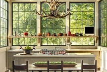 Dreamy kitchens / by Ana Isabel