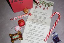 Christmas and Twelve Days / Each year I do 12 Days of Christmas for a family I know, as a secret way to let them know that they are being thought of. I like these Christmas ideas for service and for my family. / by Auntie Sawn