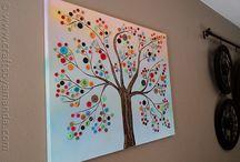 Art project ideas!  / by Graysan Braun