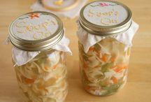 Mason Jar Crafts / by Patricia Sain