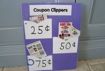 COUPON CLIPPERS / by Becky Forrester