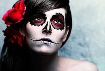 BFTE Day of The Dead Party Submission / by Mindy Dimiceli