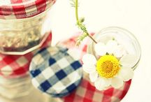 Gingham (inspiration) / by Sweet & Simple
