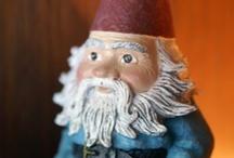 { gnomes : trolls : leprechauns } / by Avalon Moonsong