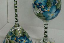 Glass Painting / by Lori Ferguson