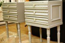 Refurbished furniture / by Lisa Martin