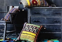 African / Tribal Influence  / African inspiration. Texture. Color. Contrast.  / by jenna ackroyd