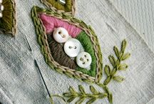 beautiful embroidery and beading / by Priscilla Stultz