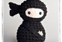 Amigurumi / Cute and cuddly and nerdy / by Nerdist Industries