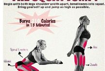 Exercise Motivation! / by Maureen Messersmith