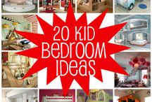 Kid Rooms / by Karen Lee