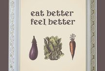 Conscious Eating / Healthy, mindful eating. / by Meryl Beck