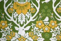 pattern, fabric / by Peony Chance
