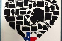 Deep in the Heart of Texas! / by Alyssa Chandonnet