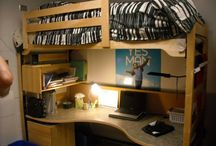 Dorm ideas / by Judi Bentley