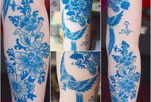 Tattos / by Lana Fehlauer