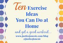 Health & Fitness / by Kris Cain, LittleTechGirl Media
