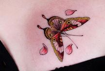 Butterfly tattoo / by Free Tattoo Designs