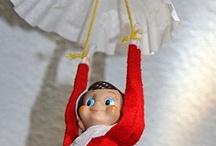elf on shelf / by Hillary Strubinger