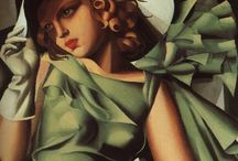 Art Deco / by Penny Perry