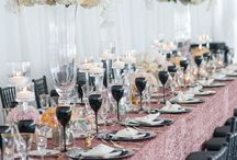 Tablescapes / by Bridal Party Tees