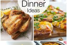 Weekend Meal Ideas / by Anna
