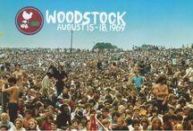 ☮ Woodstock  '69 ☮ / by Kim Kleckner