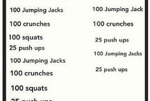Exercise - Combo  / by Valerie Geibel-Wells