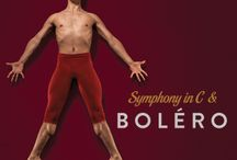 Boléro & Symphony in C / March 28-29 Our March mixed rep series celebrates the beauty of movement. Aronoff Center for the Arts/in collaboration with BalletMet Columbus / by Cincinnati Ballet