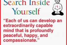 Search Inside Yourself / Quotes and musings from Search Inside Yourself, an upcoming book of wisdom and guidance from Google's own Chade-Meng Tan. / by HarperCollins